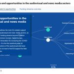 Figure 4: Needs and opportunities in the audiovisual and news media sectors