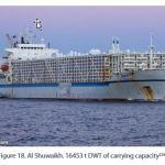 Figure 18. Al Shuwaikh. 16453 t DWT of carrying capacity