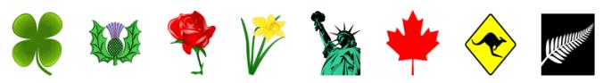 National Logos