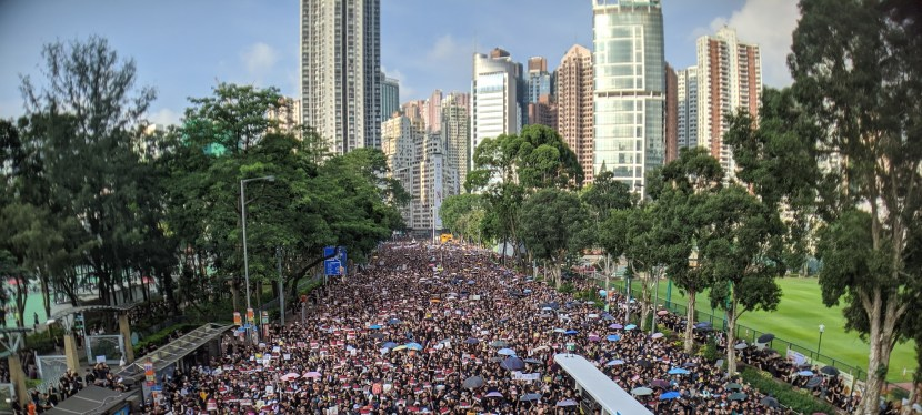 British Columbians Assess Pro-Democracy Protests in Hong Kong