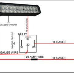 Driving Light Wiring Diagram Toyota 2001 Chevy Cavalier Engine 6 Best Led Bars To Buy With Reviews - 2017 | Research Coreresearchcore.org