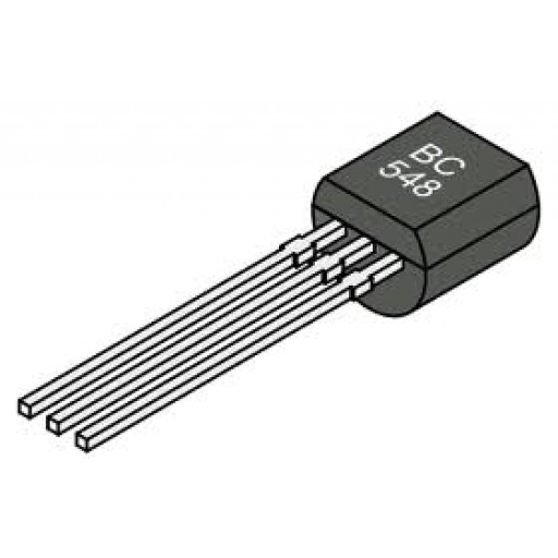 Transistor BC548