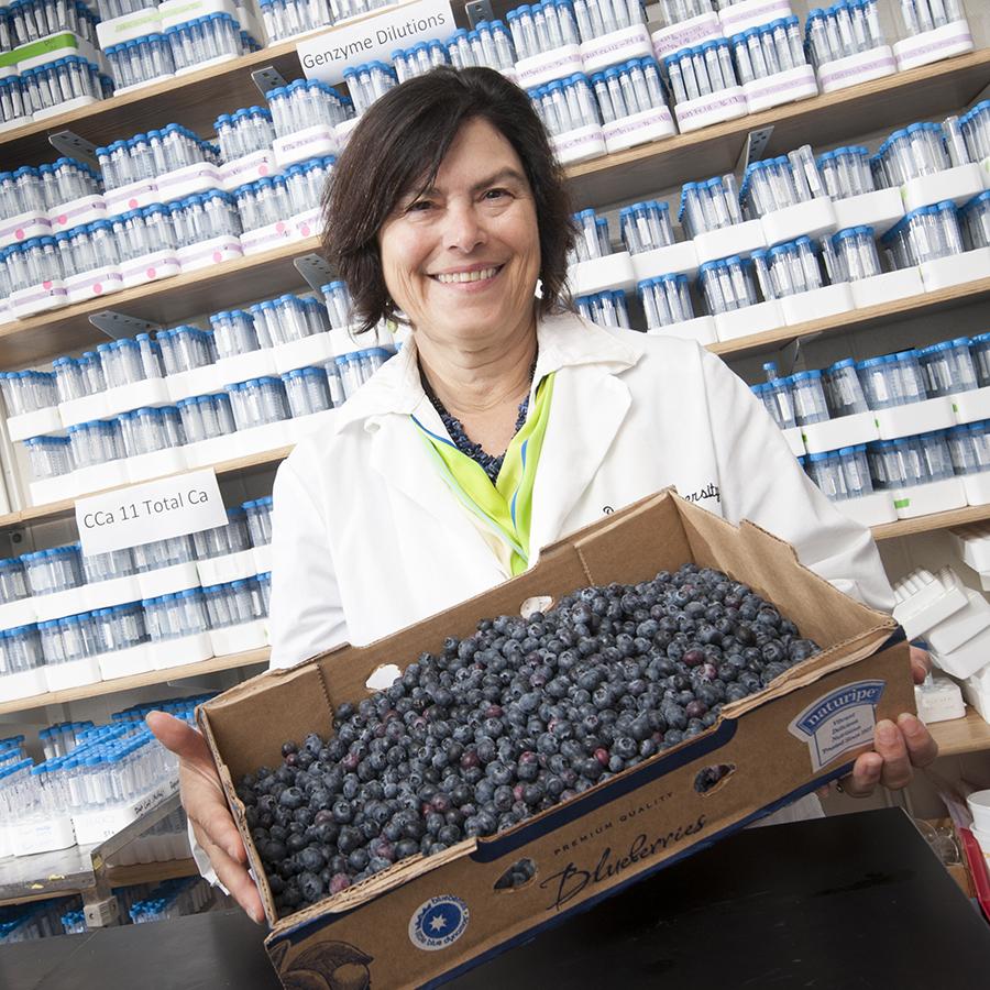 Dr Connie Weaver - Purdue Univeristy