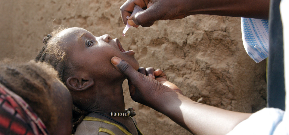 Research Features polio africa