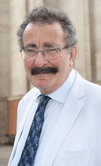 Professor Robert Winston at the Imperial College, London.