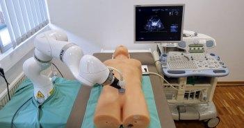 robot ultrasound
