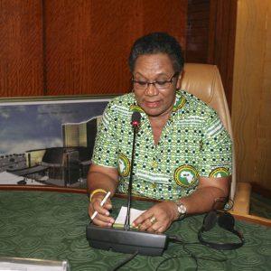 Dr Helena Asamoah-Hassan