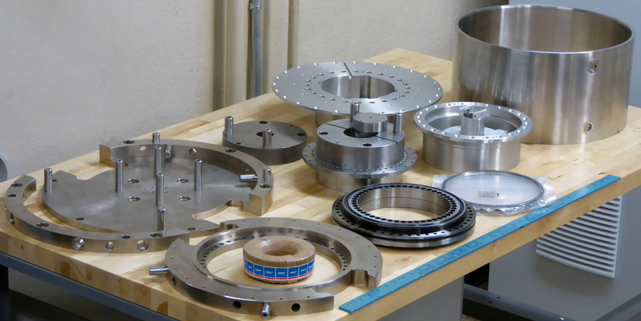 Most motor assembly components