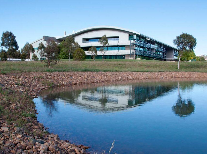 Geoscience Australia HQ