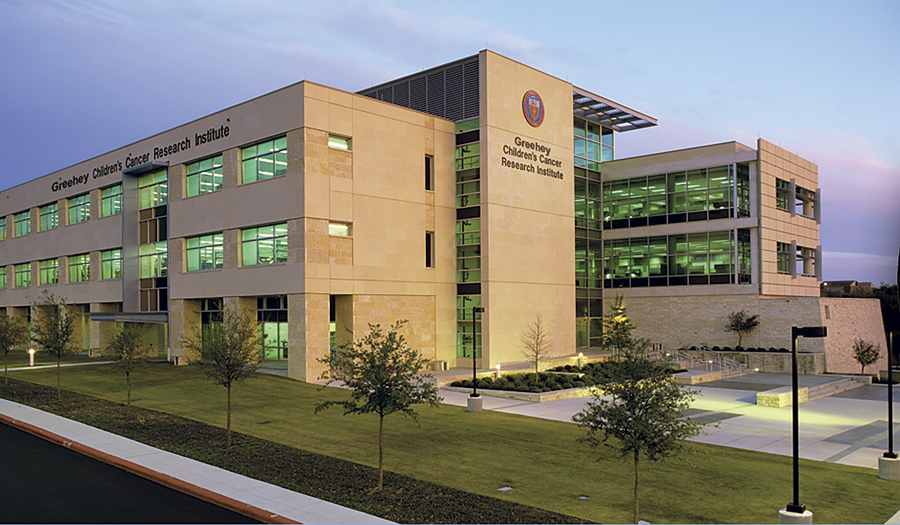 The Greehey Children's Cancer Research Institute