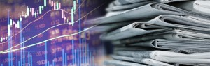 Blue chips, black ink: How newspaper coverage predicts stock performance
