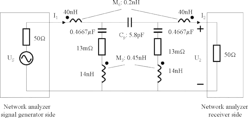 Equivalent Circuit When The Inductor Is Disconnected