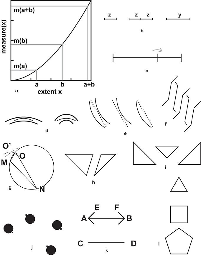 Convex Line : convex, Convexity, Illusions., Convex, Function, Through, The..., Download, Scientific, Diagram
