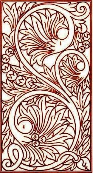 Ragam Hias Tumbuhan : ragam, tumbuhan, Gambar, Ragam, Jepara..., Download, Scientific, Diagram