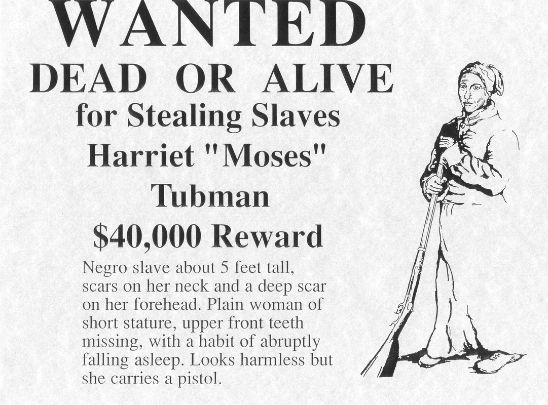 Harriet Tubman Changing The World