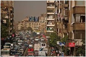 Cairo Traffic KH Oct 14