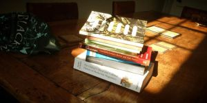 Books bought at Blackwells Oxford