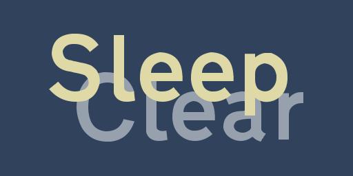 Sleep Clear 5