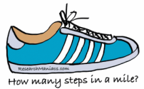 Number Of Steps In A Mile | myideasbedroom.com