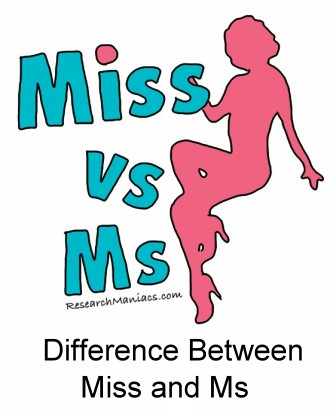 difference between miss and