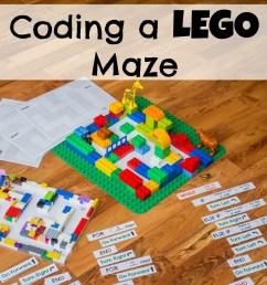 Coding a LEGO Maze - ResearchParent.com [ 1000 x 1000 Pixel ]