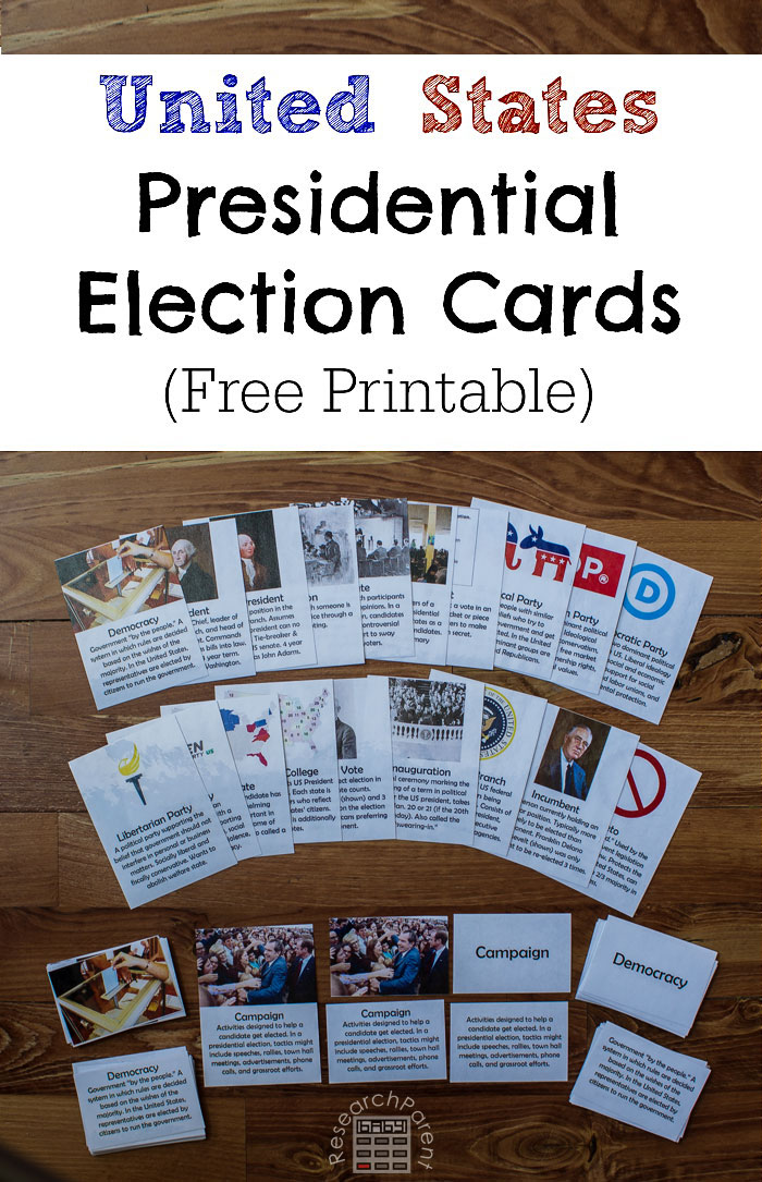 u s presidential election
