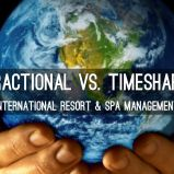 Fractional Ownership vs Timeshare