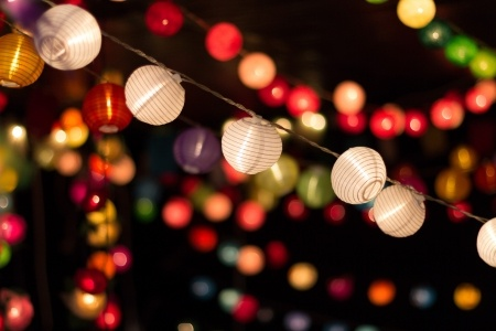 Fairy lights put too much pressure on National Grid