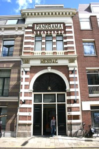 Ingresso Panorama Mesdag   (agosto 2007)