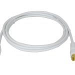 Cable balun RJ45-F