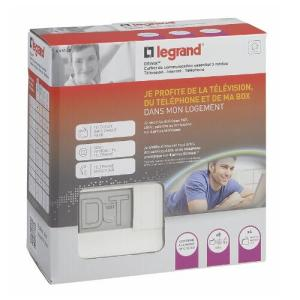 Boitier de communication Grade 3 Package Legrand 093046