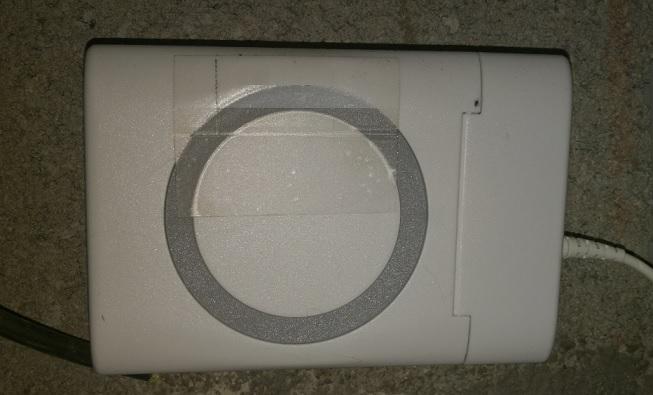 DTIo fermé pour la Fibre Optique dans ma maison