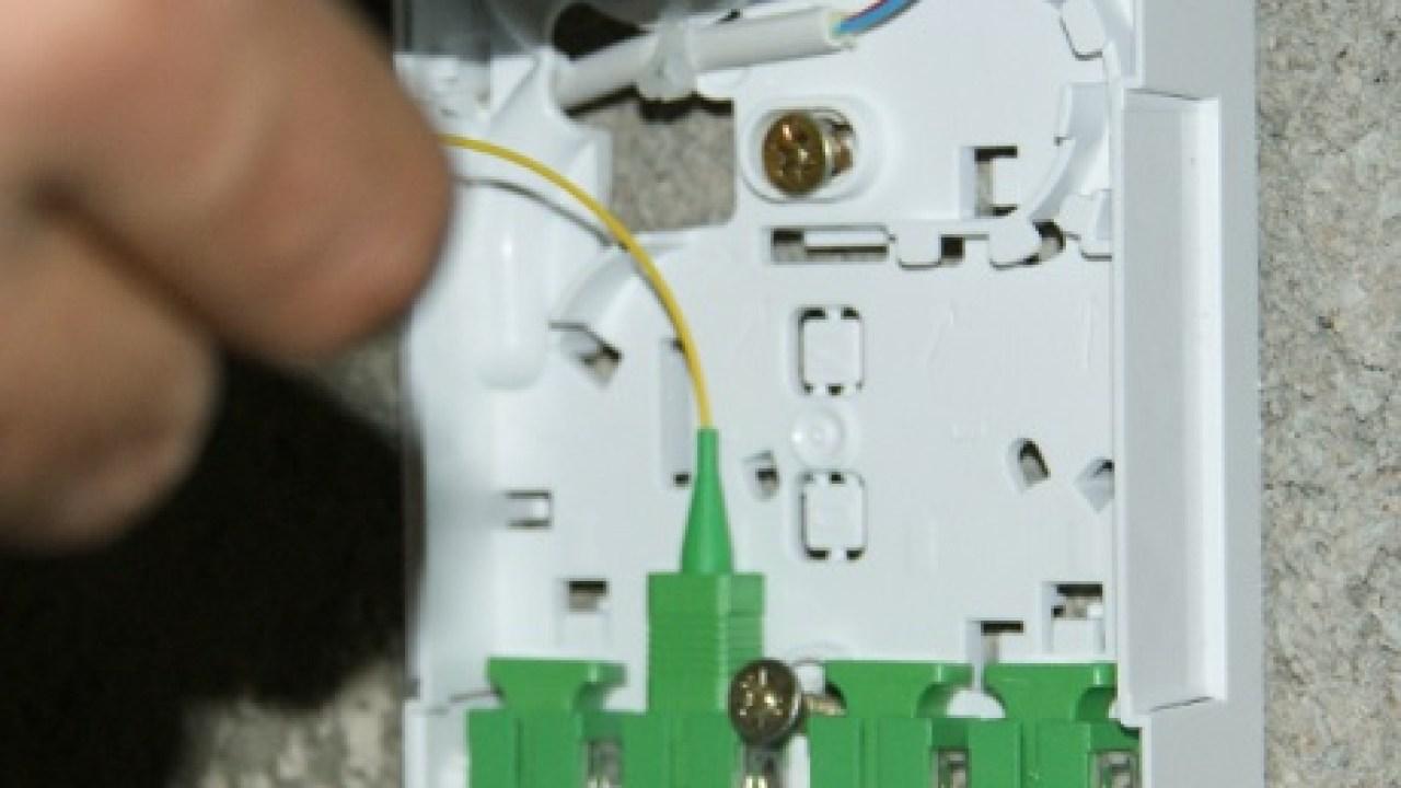 Renovation Electrique Soi Meme quoi préparer pour l'arrivée de la fibre optique ? - réseau