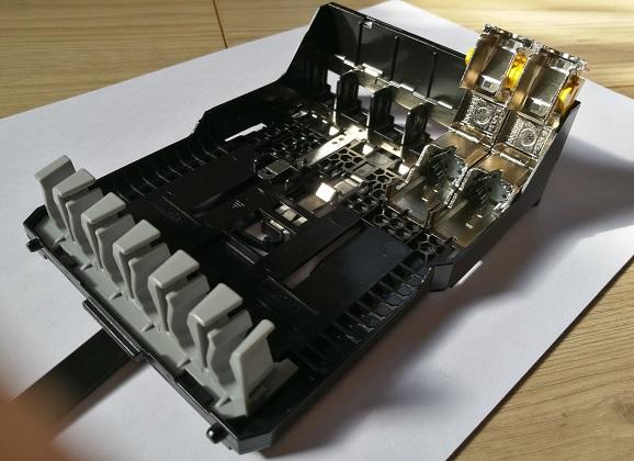 Legrand Cassette 6 RJ45 LCS3 Connecteurs Pré-Montés