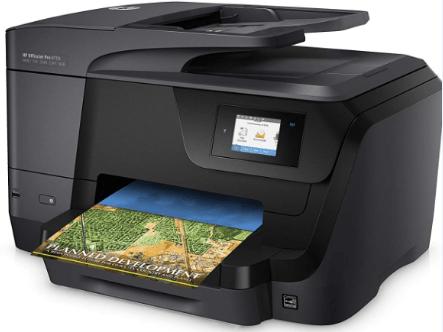 Imprimante multifonction jet d'encre HP Officejet Pro 8710