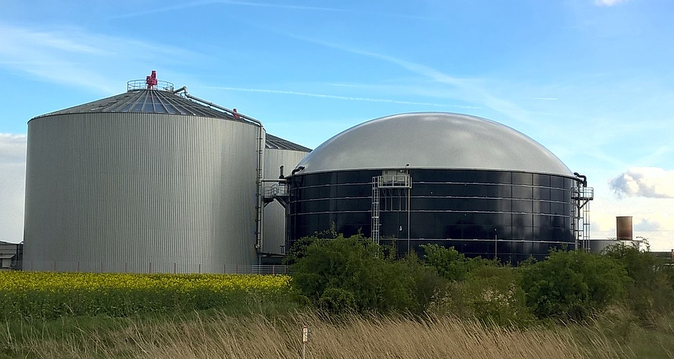 biogas-methanisation