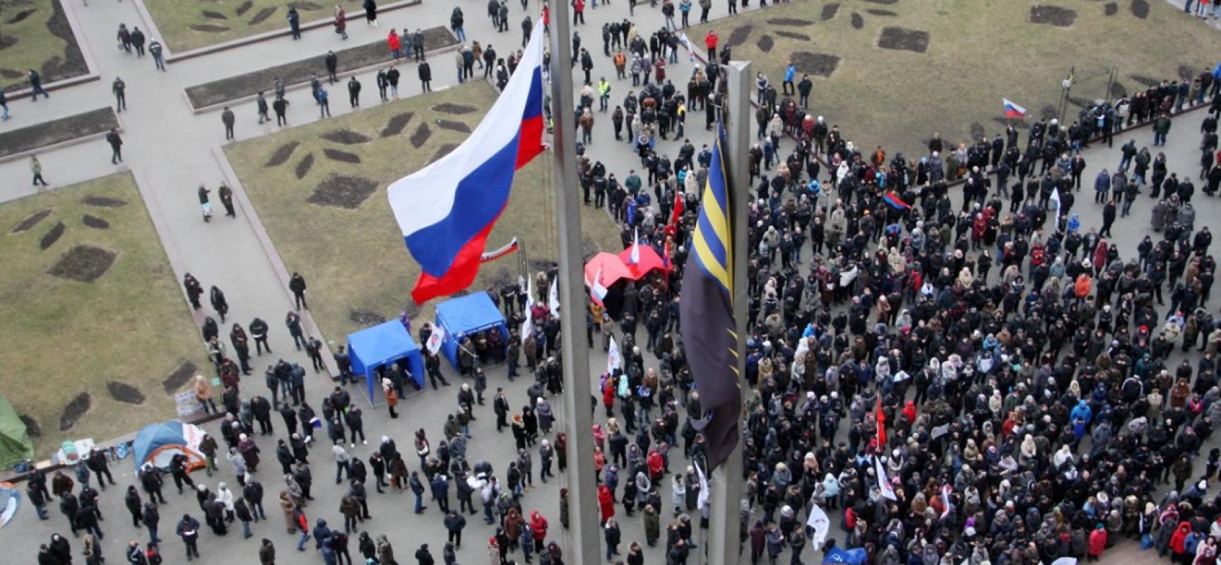 Crise ukrainienne : une révolte contre l'OTAN gronde en Allemagne