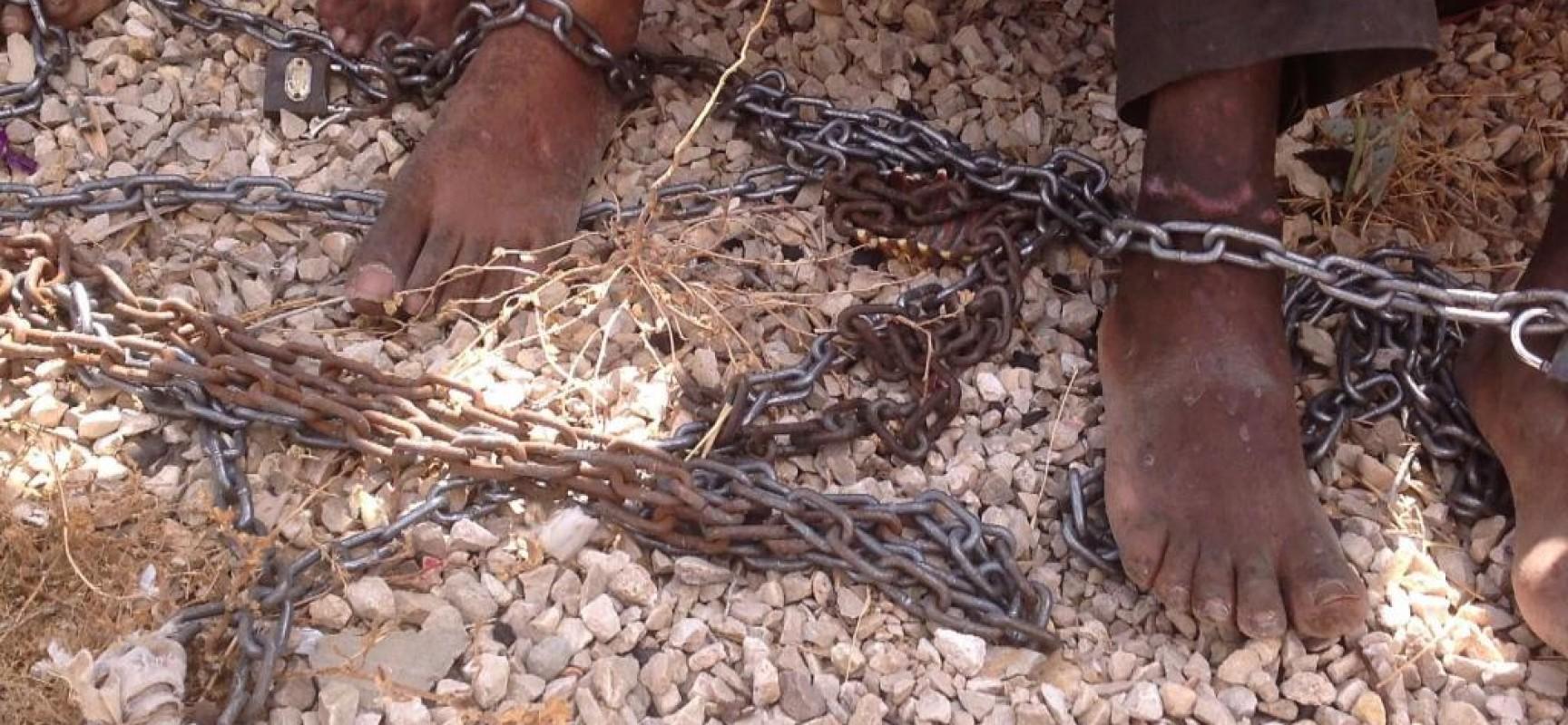Le Sinaï, terre de torture des migrants de la Corne de l'Afrique