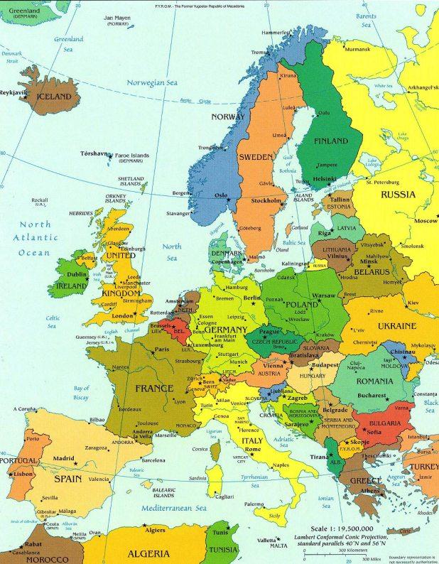 europamare Les Russes ont testé la faiblesse aérienne des états membres de l'OTAN