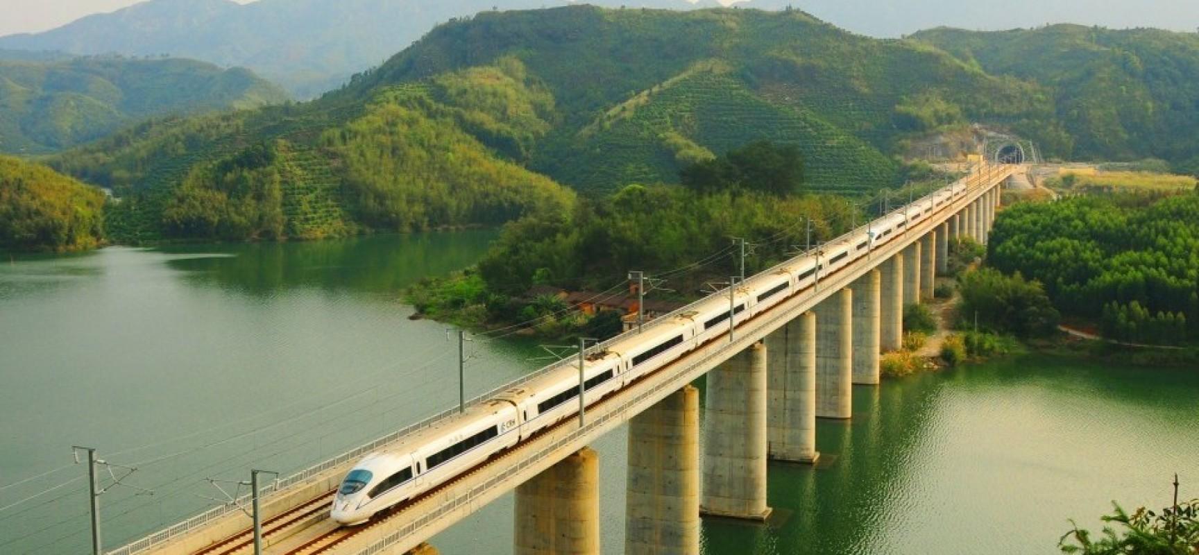 Le TGV Transsibérien reliera l'Europe de l'ouest à la côte du Pacifique en 48 heures