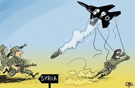 frappes Ban Ki moon passe aux aveux: «Israël» coopère avec Al Qaïda