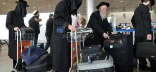 Jewish Burka Women