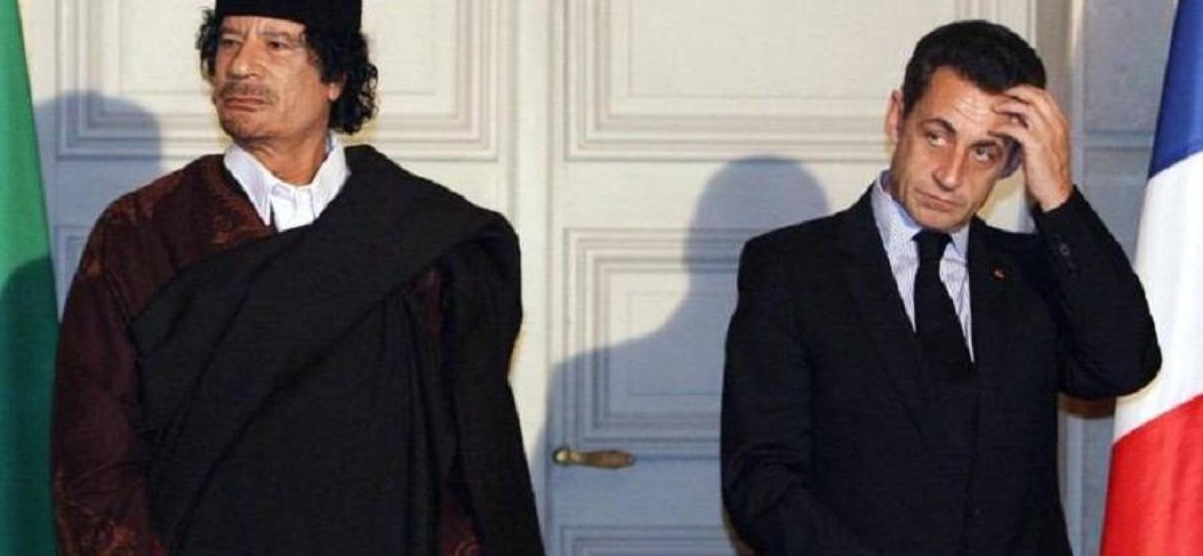 Le jour où Nicolas Sarkozy décida d'intervenir en Libye