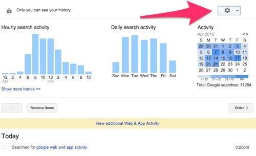 ob 97e743 google app1 Voici comment télécharger et supprimer ce que Google Research sait sur vous (Yahoo)