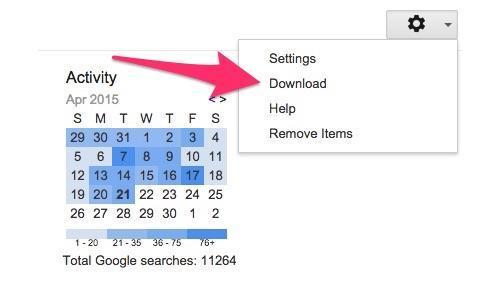 ob db5b2b google app2 Voici comment télécharger et supprimer ce que Google Research sait sur vous (Yahoo)