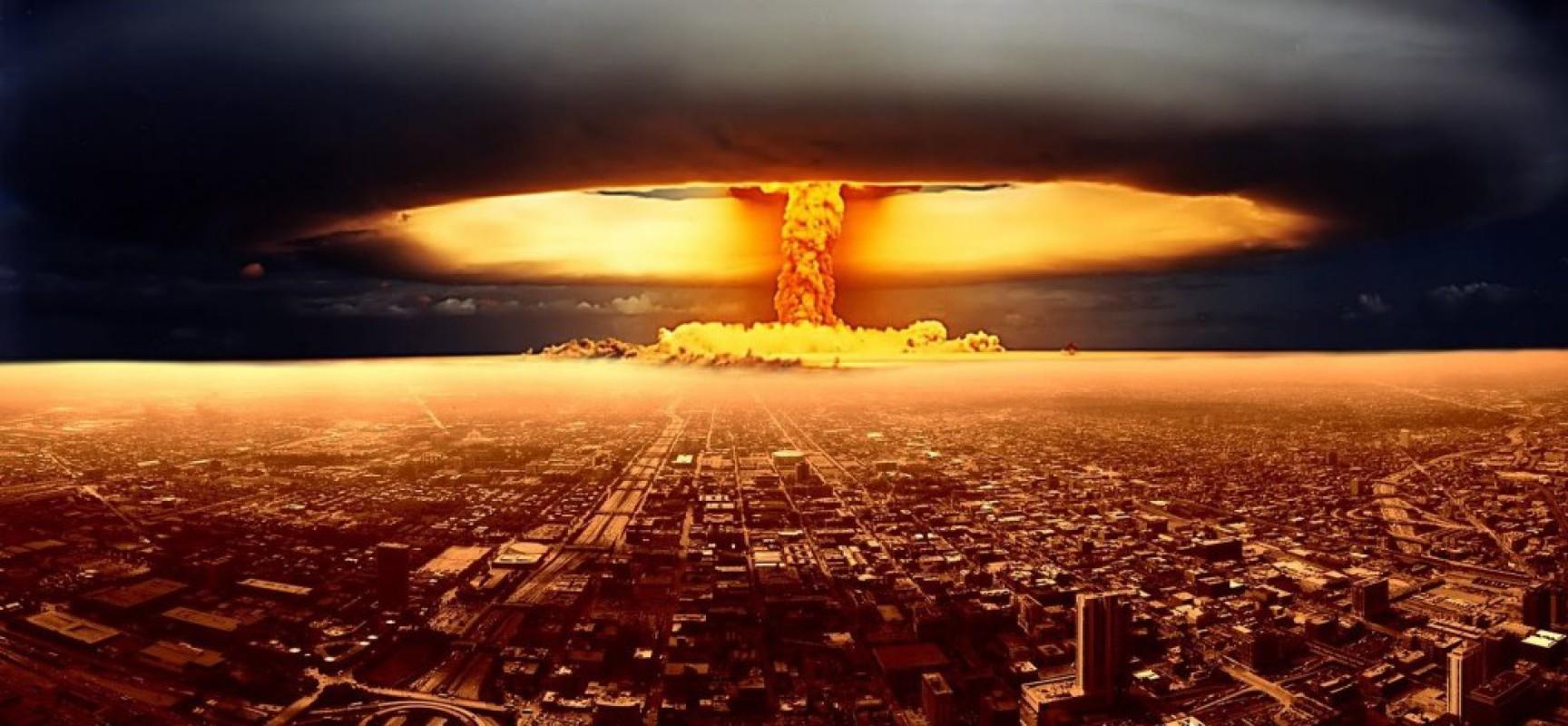 Guerre nucléaire : les Etats-Unis pourraient disparaître totalement, la Russie non.