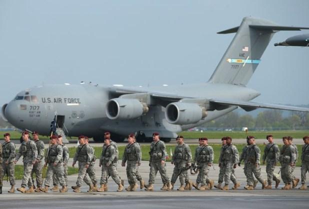 wip pic 1 Le Pentagone encercle la Russie avec des dépôts d'armes et de munitions le long de ses frontières