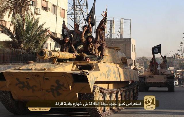 20150813Syria-ISIS-Tank
