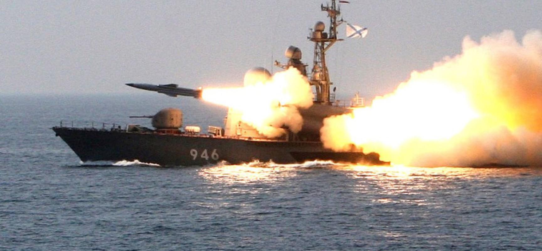 Des technologies russes protègeront la Chine d'éventuelles attaques US
