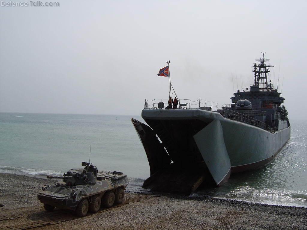 2S23_Nona-SVK_unloading_Marines